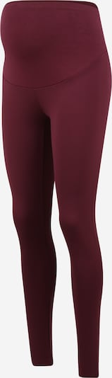 Dorothy Perkins Maternity Leggings in weinrot, Produktansicht