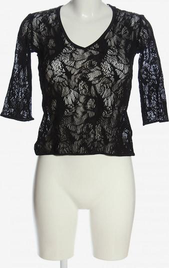 BERWIN & WOLFF Transparenz-Bluse in M in schwarz, Produktansicht