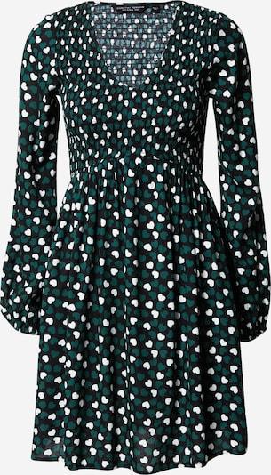 Dorothy Perkins Kleita tumši zaļš / melns / balts, Preces skats