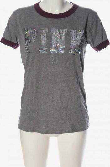 Victoria's Secret T-Shirt in S in hellgrau, Produktansicht