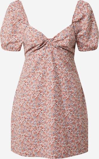 Abercrombie & Fitch Kleid in blau / rosa / rot / weiß, Produktansicht