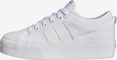 """ADIDAS ORIGINALS Sneaker """"Nizza"""" in weiß, Produktansicht"""