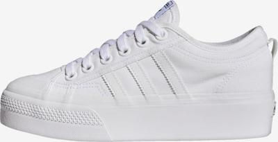 ADIDAS ORIGINALS Låg sneaker i vit, Produktvy