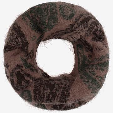 usha FESTIVAL Loop scarf in Brown