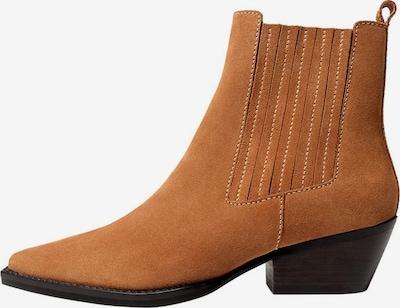 VIOLETA by Mango Kovbojské boty 'Betti' - hnědá, Produkt