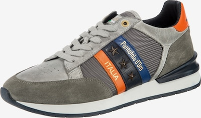 PANTOFOLA D'ORO Runner N Neon Uomo Low Sneakers Low in hellgrau, Produktansicht