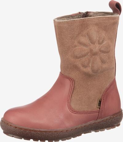 BISGAARD Winterstiefel in braun / pink, Produktansicht
