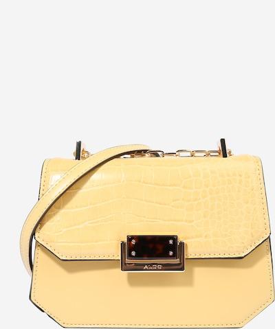 ALDO Axelremsväska i gul, Produktvy