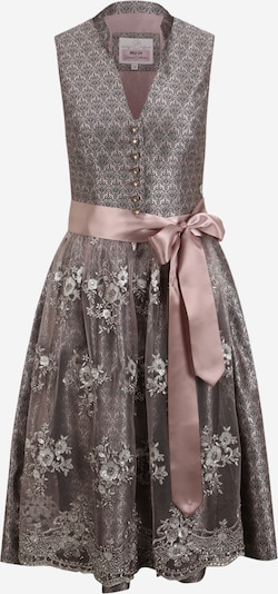 Dirndl 'Saskia' MARJO di colore grigio / rosa antico, Visualizzazione prodotti