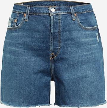 Levi's® Plus Τζιν '501® ORIGINAL' σε μπλε