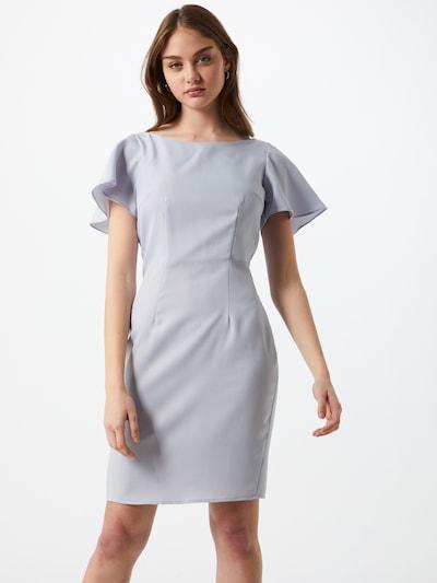 Chi Chi London Vestido 'Ariane' en azul pastel: Vista frontal