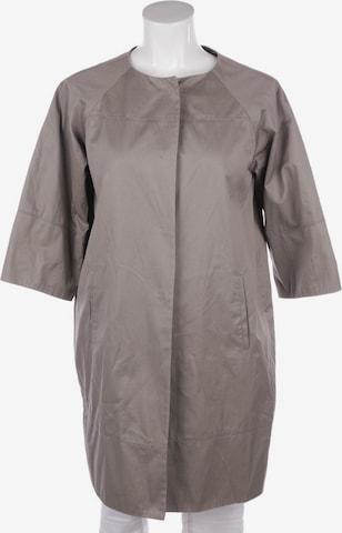 Fabiana Filippi Jacket & Coat in M in Grey