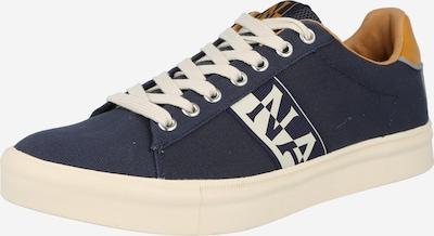 NAPAPIJRI Sneakers in Dark blue / Brown / White, Item view