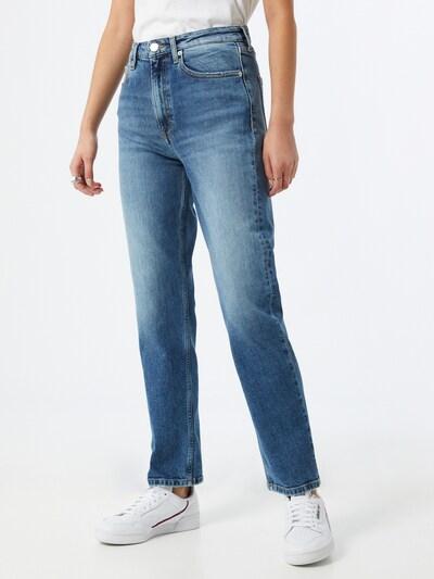 Džinsai 'HARPER HR' iš Tommy Jeans , spalva - mėlyna: Vaizdas iš priekio
