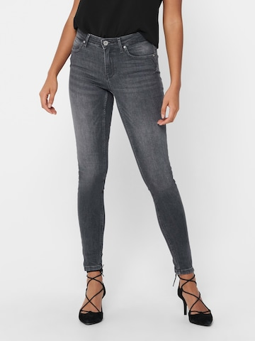 ONLY Jeans 'KENDELL' in Grijs