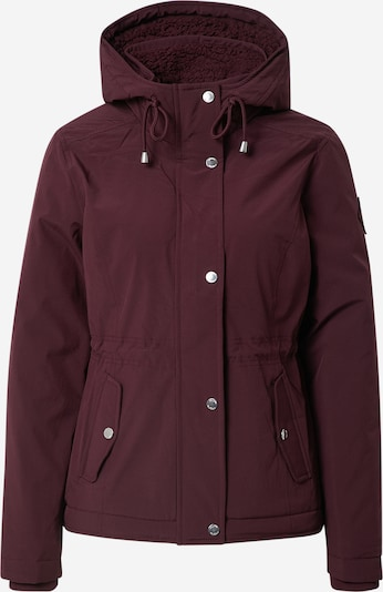 HOLLISTER Jacke in burgunder, Produktansicht