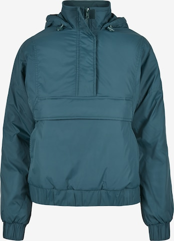 Urban Classics Between-Season Jacket in Blue