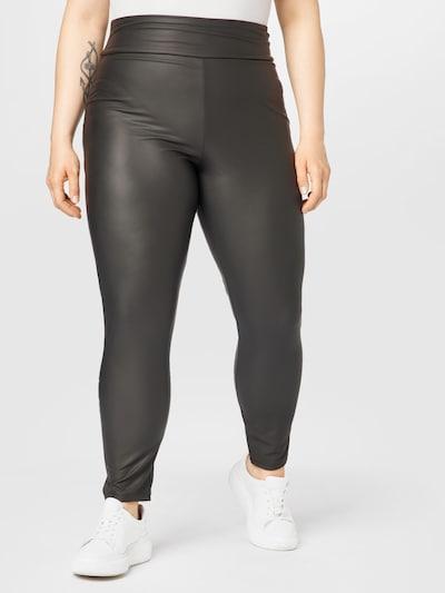 River Island Plus Leggings in de kleur Zwart, Modelweergave