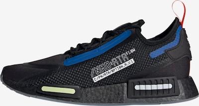 ADIDAS ORIGINALS Sneaker in blau / schwarz / weiß, Produktansicht