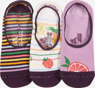 Kojinės iš Boboli, spalva – gervuogių spalva / mišrios spalvos, Prekių apžvalga