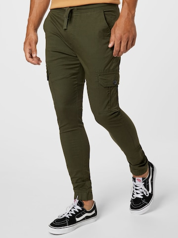 Denim Project Cargo Pants in Green