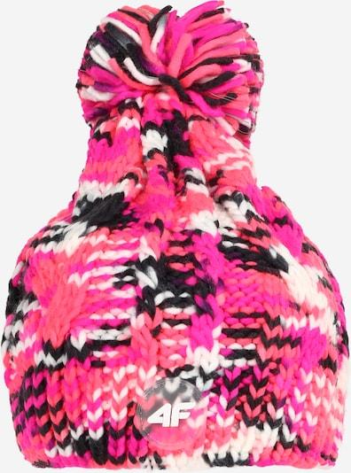 4F Czapka sportowa w kolorze różowym, Podgląd produktu