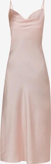 faina Elegantes Abendkleid in beige / rosa: Frontalansicht