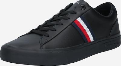 TOMMY HILFIGER Sneaker low i navy / rød / sort / hvid, Produktvisning
