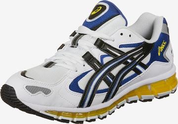 Chaussure de course 'Gel-Kayano 5 360' ASICS en blanc
