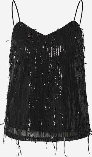 VILA Top in schwarz, Produktansicht