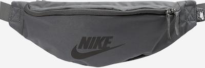 Borsetă Nike Sportswear pe gri bazalt / negru, Vizualizare produs
