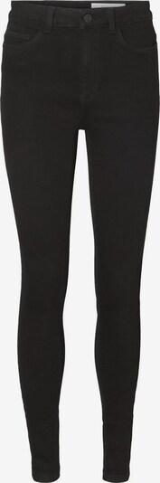 Noisy may Jeans in de kleur Black denim, Productweergave
