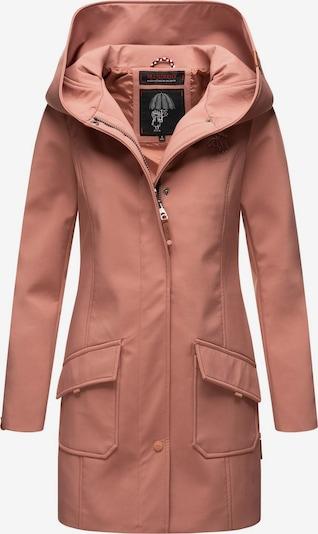 MARIKOO Mantel 'Mayleen' in rosa, Produktansicht