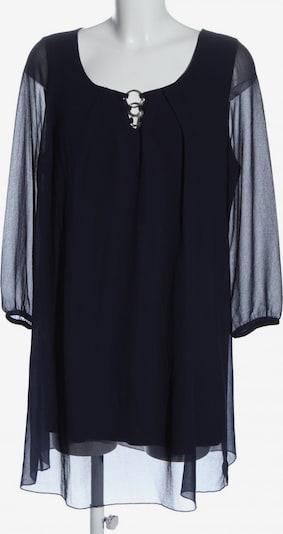 ALBA MODA Long-Bluse in XL in blau, Produktansicht