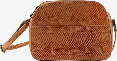 PIECES Чанта за през рамо тип преметка 'Lova' в охра / светлокафяво, Преглед на продукта