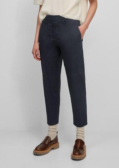 Marc O'Polo Hose in dunkelblau, Modelansicht