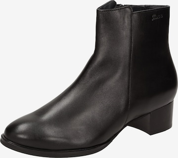 SIOUX Ankle Boots 'Hilgrid-701-H' in Black