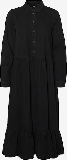 VERO MODA Kleid in black denim, Produktansicht