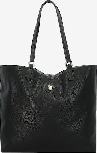 U.S. POLO ASSN. Nákupní taška - šedá / černá / bílá, Produkt