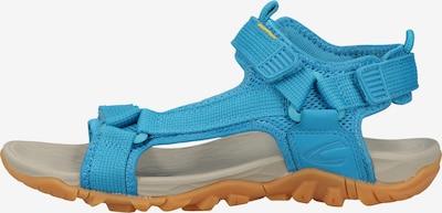CAMEL ACTIVE Sandales en bleu ciel, Vue avec produit