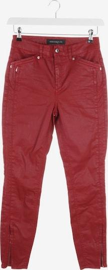 DRYKORN Hose in L/34 in rot, Produktansicht