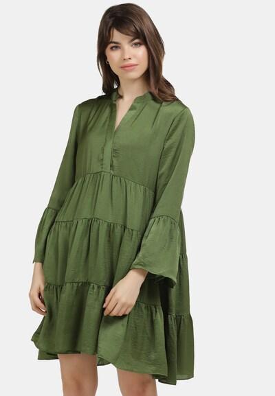 MYMO Kleid in oliv, Modelansicht