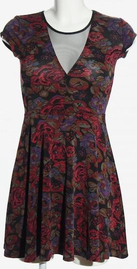 Kimchi Blue A-Linien Kleid in XS in lila / rot / schwarz, Produktansicht