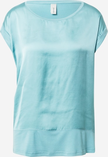 Tricou 'THILDE 6' Soyaconcept pe turcoaz, Vizualizare produs
