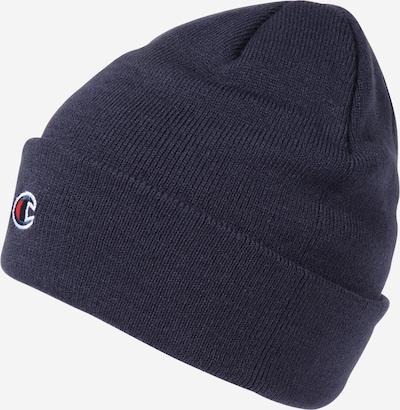Champion Authentic Athletic Apparel Čiapky 'Rochester' - námornícka modrá / svetločervená / čierna / biela, Produkt