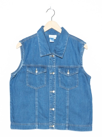 Coldwater Creek Vest in XL in Blue