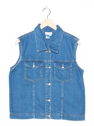 Coldwater Creek Jeansweste in XL in blue denim, Produktansicht