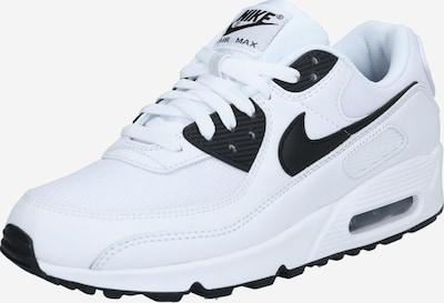 Nike Sportswear Baskets basses 'Air Max 90' en noir / blanc, Vue avec produit