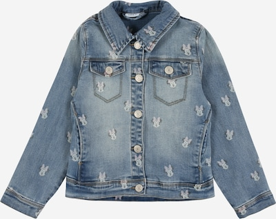 NAME IT Jacke 'Minnie' in blue denim, Produktansicht