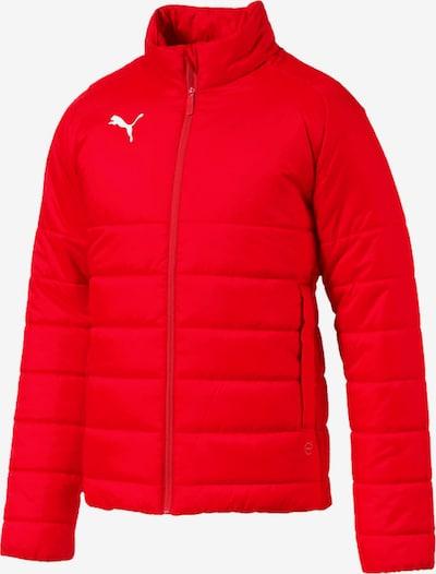 PUMA Jacke in rot, Produktansicht